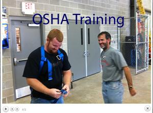 OSHA Training UA Local 101
