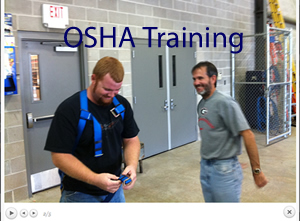 OSHA Training UA Local 101